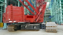 [ Winwin Used Machinery ] Used Crawler Crane 600 ton MANITOWOC 16000 2006yr For sale