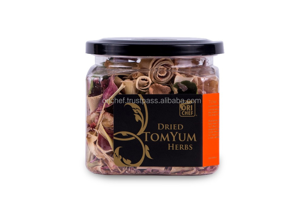 Dried Tom Yum Herbs from Thailand
