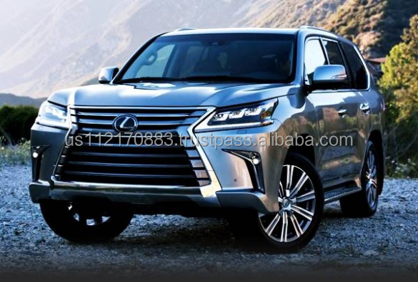 lexus lx 570 2017 nuove auto id prodotto 50029749048. Black Bedroom Furniture Sets. Home Design Ideas