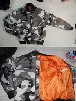 camouflage jacke schwarz weiß