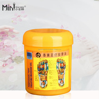 Direct Factory Free Sample Wholesale 500g Little Teacher Aromatherapy Massage Oil For Foot Care