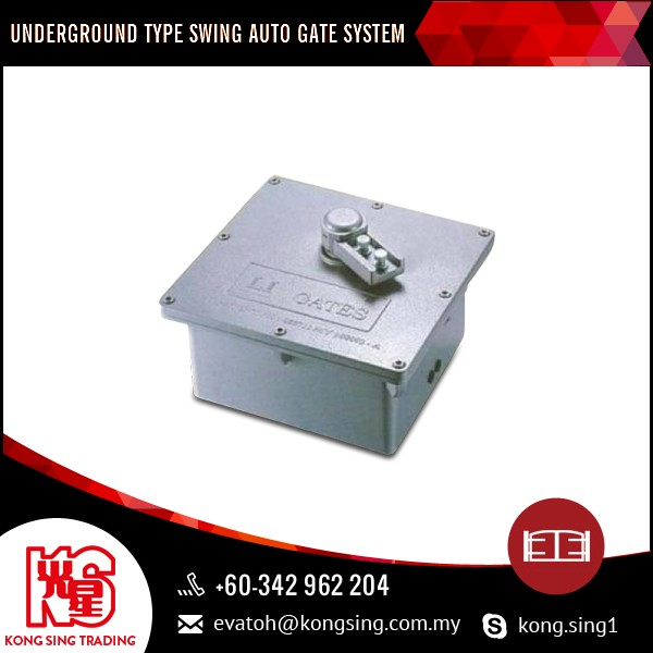 Exclusive Deal on Superior Quality Underground Auto Swing Gate System at Reasonable Price