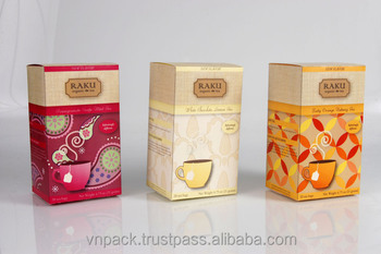 Customised Tea Paper Printed Boxes Design - Buy Custom Tea Box,Tea  Packaging Box,Tea Box Design Product on Alibaba com