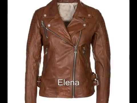 Versatile Womens Biker Leather Jackets - Motorcycle Jackets for Ladies Online