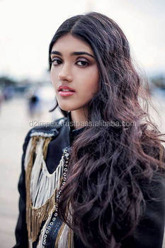 Bohemian Wet And Wavy Indian Remy Hair Weave