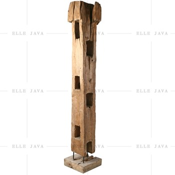 Hot Sale Teak Drift Wood Home Decoration Products Buy Hand Carved