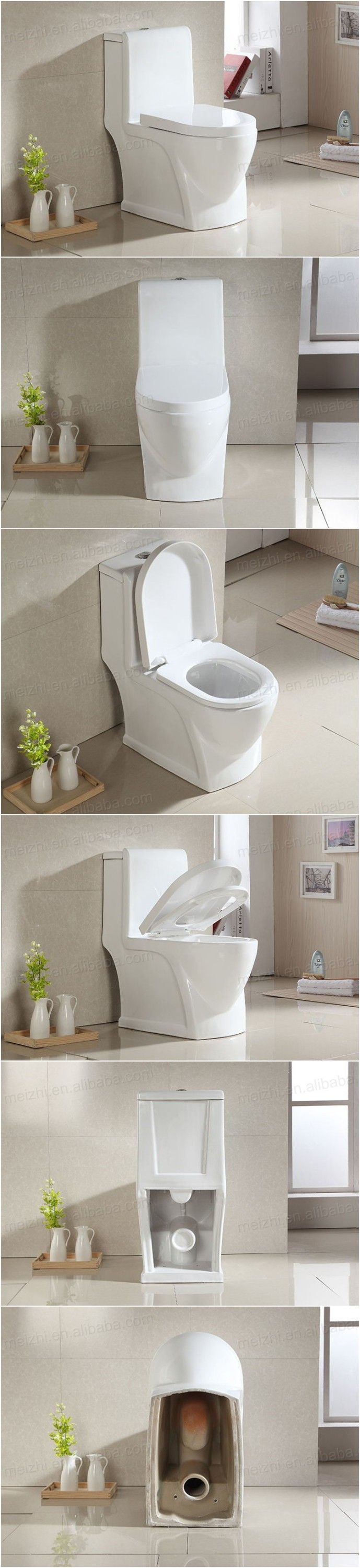 M8010 dry flush waterless turkish toilets for sale