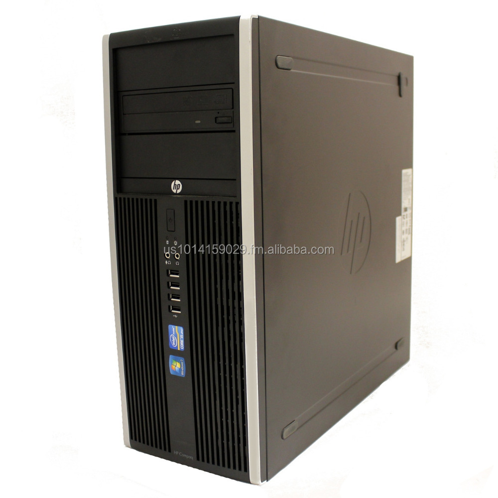 8200 Tower Desktop i5 3.10 GHz 4GB RAM 1TB HD DVD-RW Win 7 Pro
