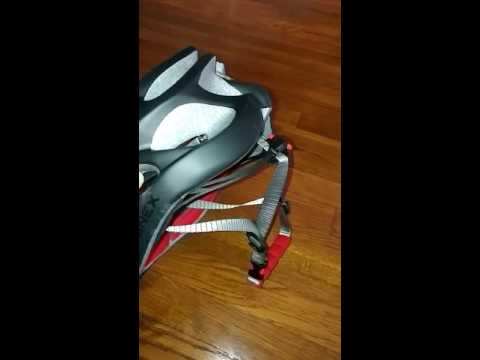 Gonex Road Bike Adult Helmet with Safety LED Light Review