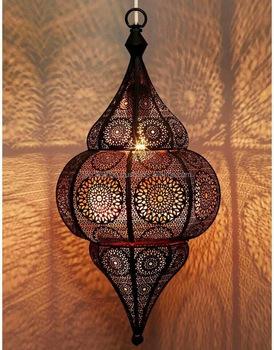 Moroccan Hanging Lantern Designer Antique