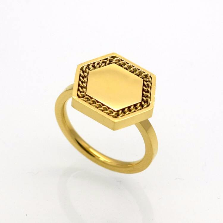 Fashion Latest Ladies Simple Finger Gold Wedding Rings Design For ...