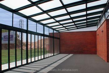 Horizontal De Bi Plegables Doble Acristalamiento De Aluminio Ventanas Y Puertas Cumplir Con Los Europeos Normas Buy De Aluminio Rotura De Puente