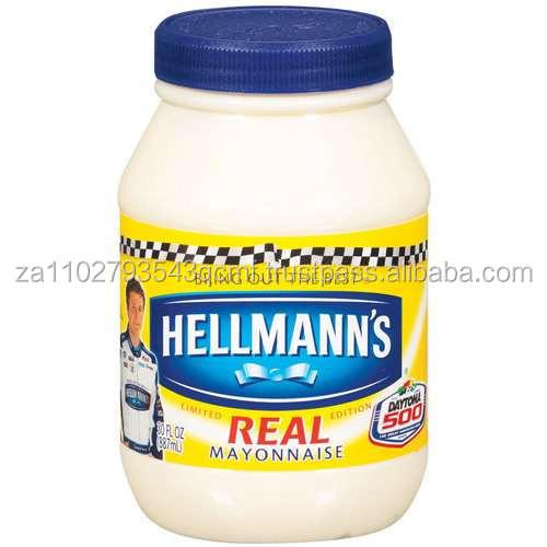 Hellmann's Real Mayonnaise 600g - Buy Mayonnaise Brands ...