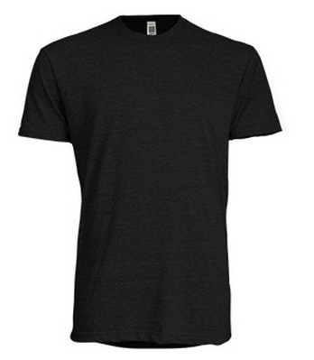 new model plain tri-blend t shirts
