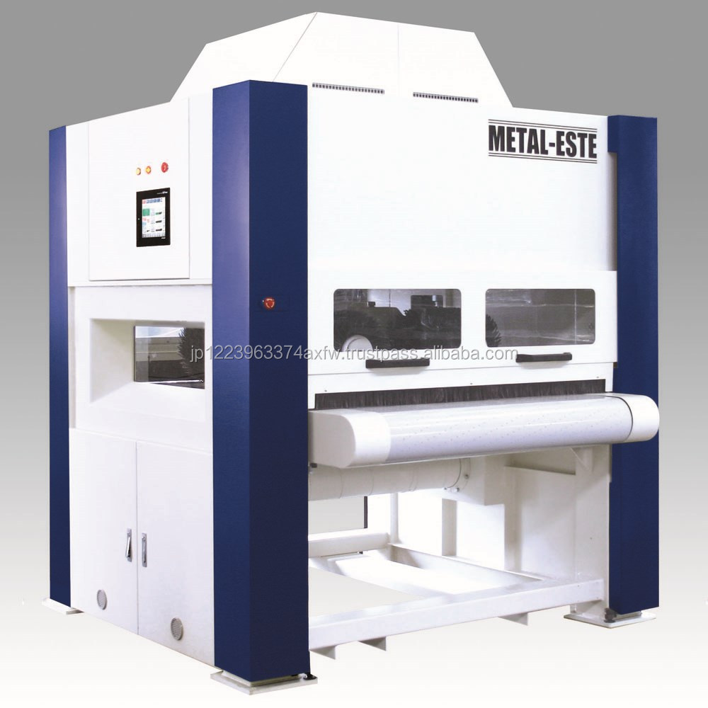 High quality efficient METAL-ESTE deburring machine with rotating shaft