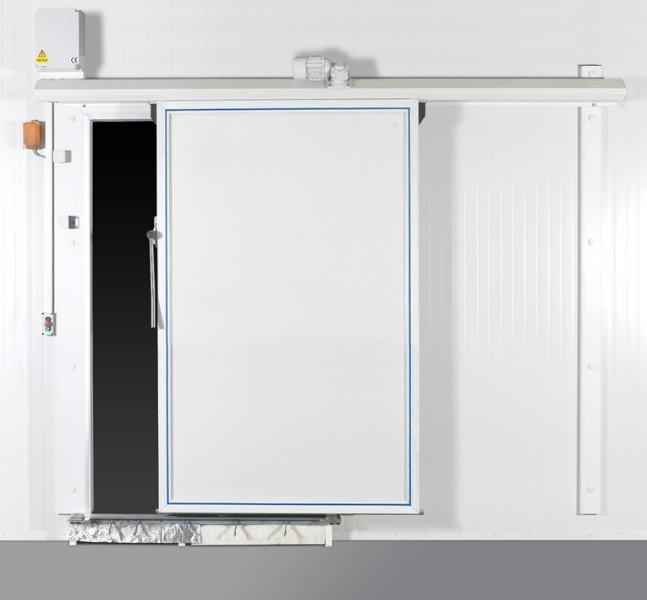 Porte De La Chambre froide de stockage à froid chambre froide ...