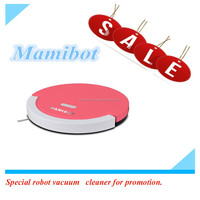 dust free promotional cheap CE CB EMC RoHs UL certificate robot vacuum cleaner