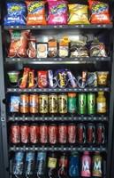 Vending machine Seaga Compact Combo Snack and Soda Office Deli Snacks