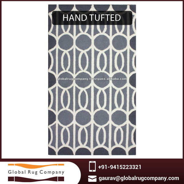 2016 Latest Stylish Hand Tufted Carpet Supplier/Manufacturer/Exporter