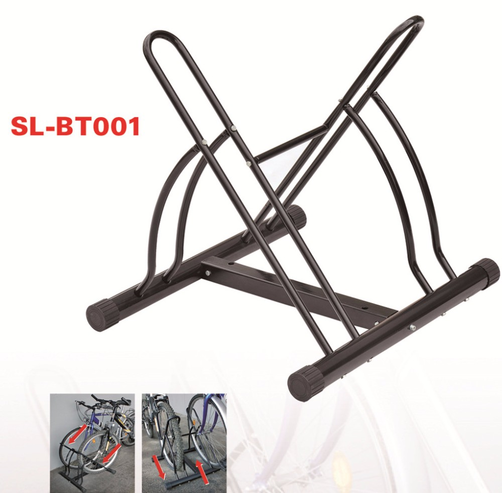 Parking Rack Drie Fietsen Gegalvaniseerd Staal Pick Up Bike Rack