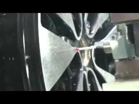 Alloy wheel repair cnc lathe/ alloy wheel refurbishment machine