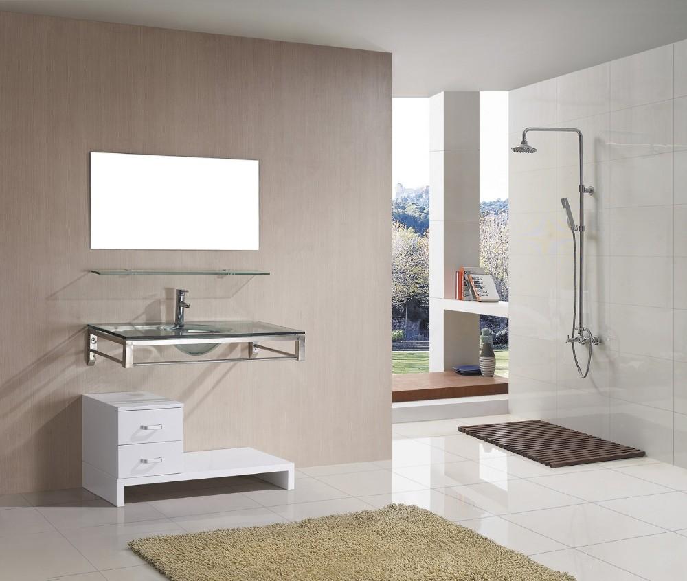 China wholesale liquidation bathroom vanity floor stand for Bathroom cabinets liquidators