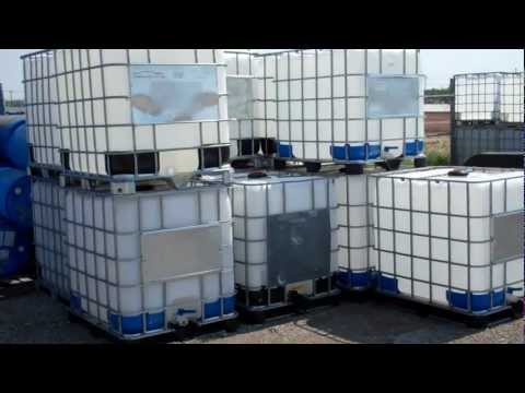 "275 & 330 gallon Used ""Clean"" & ""Dirty"" IBC Totes"