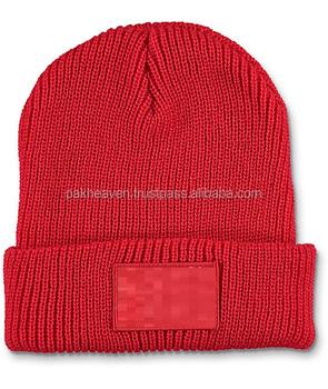 Item   274b505 Yyyyoom Red Beanie Beanie Size one Size - Buy Item ... fca7fe38975