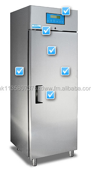 Spark-resistant laboratory refrigerators and freezers