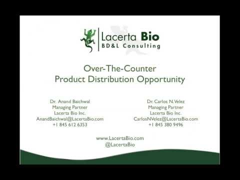 OTC Product Distribution Opportunity