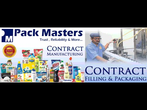 Automatic Bottle Filling Line by Pack Masters - Contract Packaging Services
