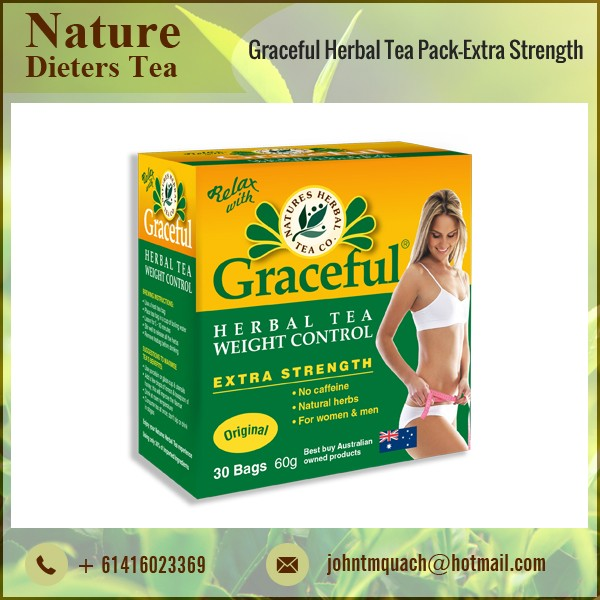 International Dealer Exporting Best Grade Slimming Tea for Men and Women