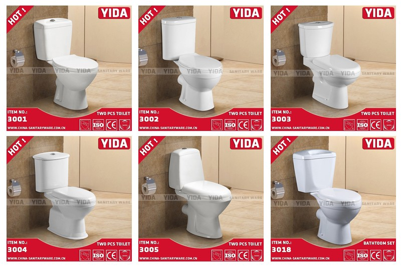 Upc Two Piece Toilet China Sanitary Ware The Top