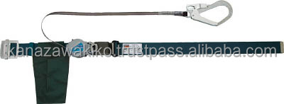 Trusco Industrial Safety Belt With 2way Retractable Lanyard ...