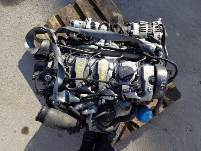 USED ENGINE DIESEL D4EA EURO-2-3-4 ASSY-SUB COMPLETE SET FOR HYNDAI AND KIA VEHICLES 2000-2009 MNR