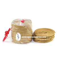 Vietnam best scent round incense for meditation and yoga, as well as many spiritual practices