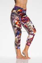 New Trend Brazilian Leggings Fitness/Yoga Wear one size fits all - Multi Color