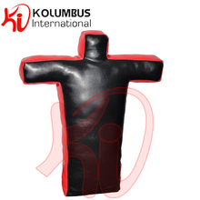 Torso Shaped Grappling Dummy MMA Wrestling Dummy Punch Bag Ground Pound Training Floor Striking Bag