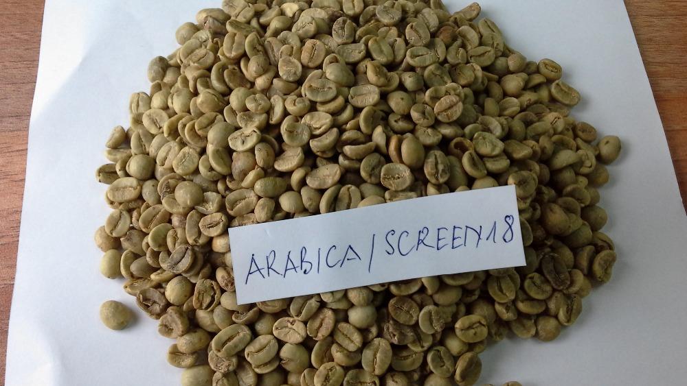 Arabica Coffee Beans Grade 1 Screen 16