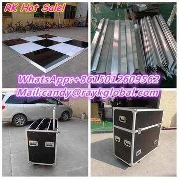 Hot Sale Portable Dance Floors For Sale Event Decorations