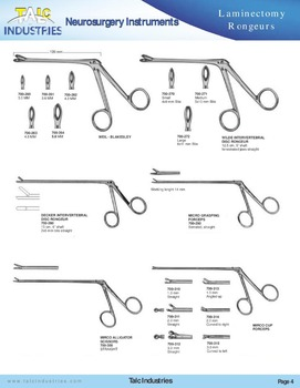 Quality Surgical Instrument`s Supplier Talc Industries - Buy Supplier Of  Quality Surgical Instruments,Wholesalers Of Quality Surgical