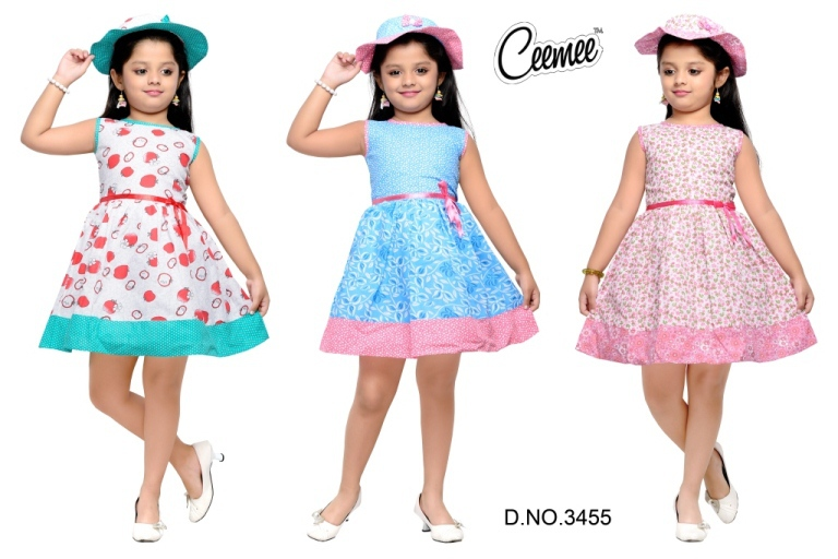 8fb4769d2a9 Summer Special Stylish Party wear frocks for Girls. Latest Fashion Soft Cotton  Girls Frock ...