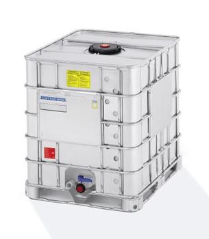 Ibc Ecobulk - Sx-ex 1000 Liters - Steel Pallet