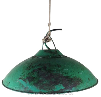 Industrial Metal Hanging Pendant LampVintage Look Ceiling Drop Down - Drop down pendant lights