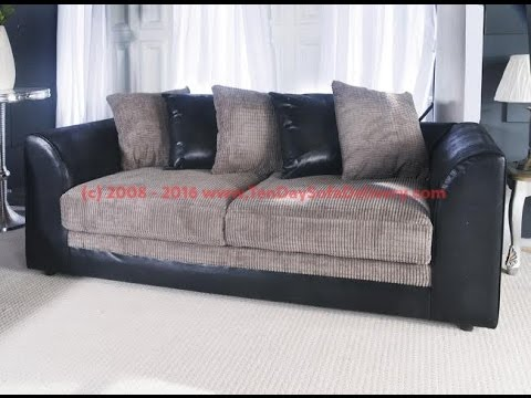 Denver 3 Seater Sofa | Denver 2 Seater Sofa Sets | 3 + 2 Seater Sofa Sets | Ten Day Sofa Delivery.