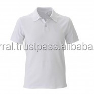 Piqued Polo T shirt/anti fire polo t shirt