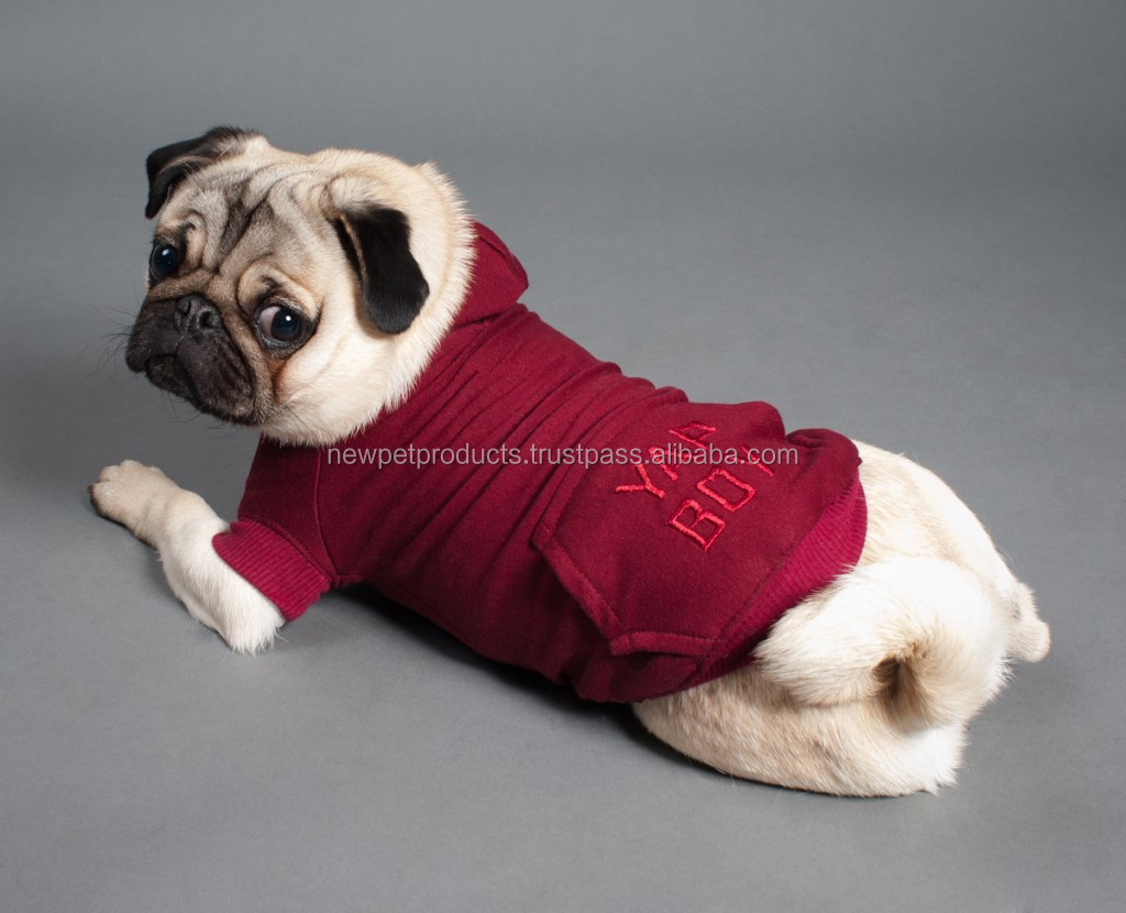 2016 New Fashion Design Soft Dog Pet Hoodies