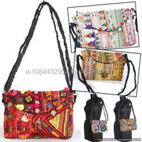 indian banjara shoulder bag clutch bag