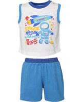 Whole Sale Custom Printed Cotton Sleeve less T shirt For Children