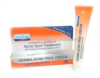 Derma Acne Free Cream 1oz